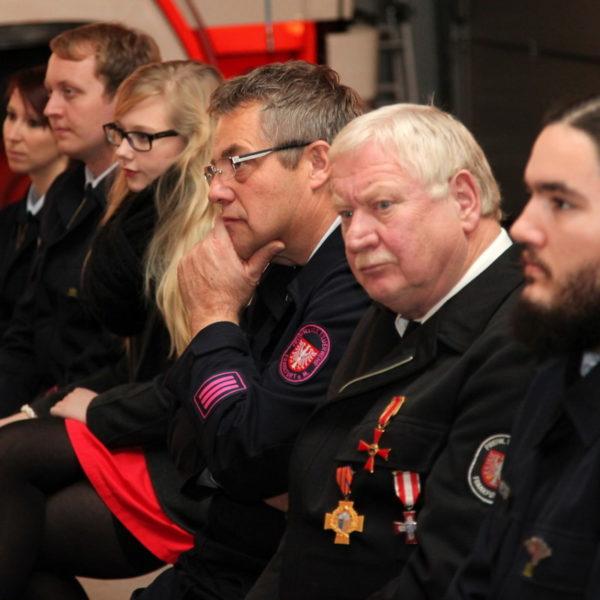 Feuerwehr des Monats November 2011