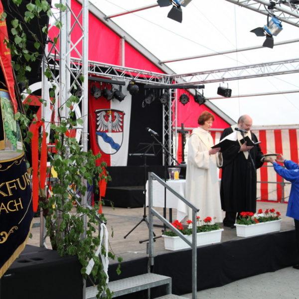 Feier 75 Jahre Freiwillige Feuerwehr Nieder-Erlenbach
