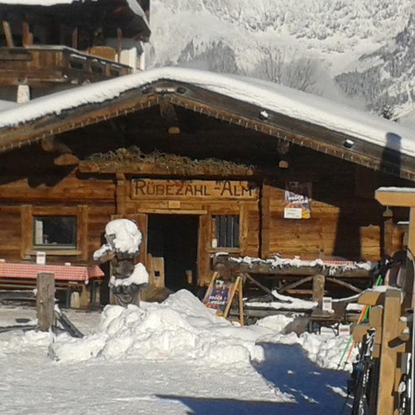 Skitour zum Wilden Kaiser