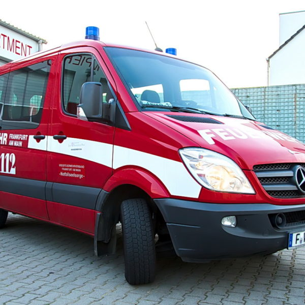 Fahrdienst Notfallseelsorge