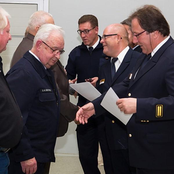 Ehrung KFV FFM in Nieder-Erlenbach am 13.11.2015