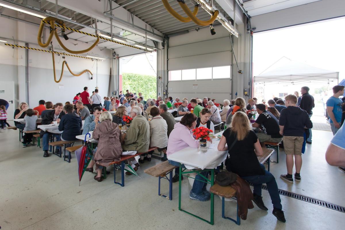 Feuerwehrfest FF Nieder-Erlenbach 12.06.2016