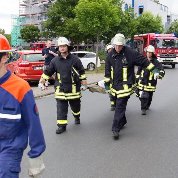 Übung in Karben 30.06.2016
