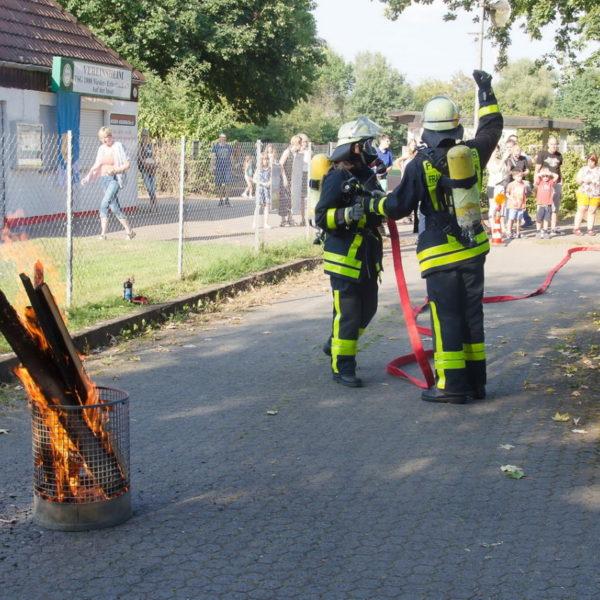 Übung Sommerfest IB 10.09.2016