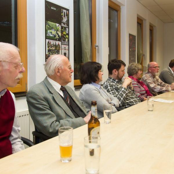 Jahreshauptversammlung FF Nieder-Erlenbach 2017