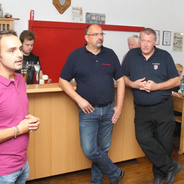 Besuch unserer Partnerfeuerwehr 30.09.2017