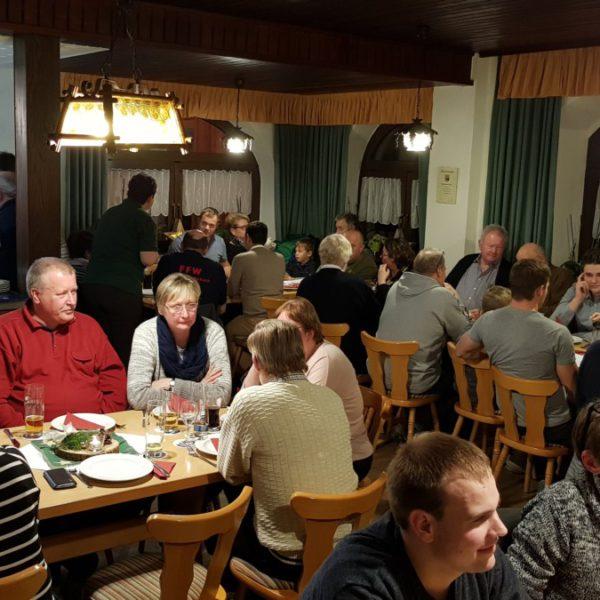 Ausflug Rothenburg/Steigerwald 01.12.2018